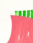 pink tsunami green doors